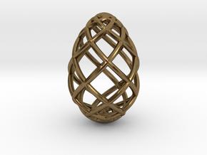 OVO Pendant Big in Natural Bronze