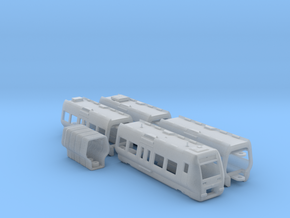 DSB Litra SA N part2 [4x body + details] in Smooth Fine Detail Plastic