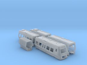 DSB Litra SA N part1 [4x body + details] in Smooth Fine Detail Plastic