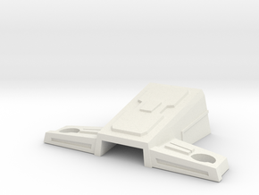 Trigger  JET JOINT in White Natural Versatile Plastic