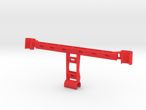 Bracket PH4 - support for legs in Red Strong & Flexible Polished