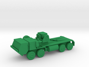 1/200 Scale HEMITT M-983 Tractor in Green Strong & Flexible Polished