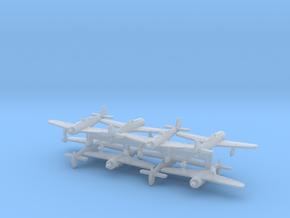 1/700 Fw 190 w/Gear x8 (FUD) in Smooth Fine Detail Plastic