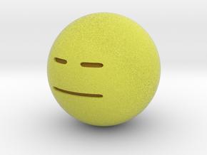 Emoji28 in Full Color Sandstone