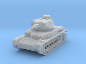 PV150C Pzkw IVD Medium Tank (1/87) in Frosted Ultra Detail