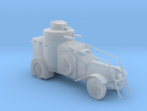 WW2 Armoured Recovery Vehicle 1:87 in Frosted Ultra Detail
