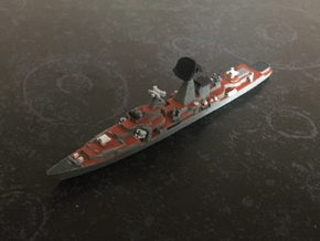 Kara-class cruiser, 1/1800 in White Natural Versatile Plastic