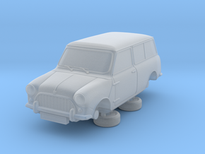1-76 Austin Mini 60 Estate in Frosted Ultra Detail
