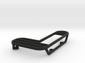 Rear lights protector right D90 D110 Team Raffee 2 in Black Natural Versatile Plastic