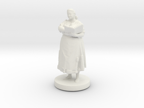 Printle C Femme 039- 1/72 in White Strong & Flexible