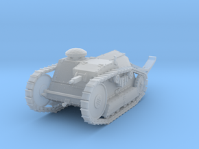 PV16D M1918 Ford 3 Ton Tank (1/144) in Smoothest Fine Detail Plastic