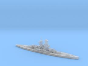 IJN Hiraga 1/2400 (Hiraga's Treaty Battleship Desi in Smooth Fine Detail Plastic