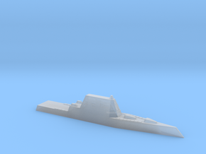 USS Zumwalt, 1/6000 in Smooth Fine Detail Plastic