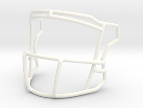 Live Mask QB Masks  conversion kit for Speed Mini  in White Processed Versatile Plastic