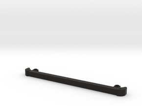 Front Bumper D90 D110 Team Raffee in Black Natural Versatile Plastic