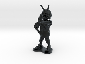 OML Ant-Man in Black Hi-Def Acrylate