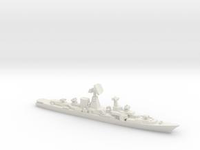 Kara-class cruiser, 1/2400 in White Natural Versatile Plastic