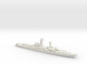 Cruiser Ochakov (Planned Modernization), 1/2400 in White Natural Versatile Plastic