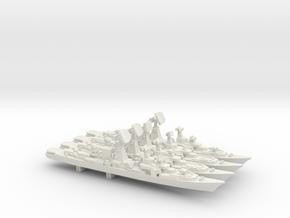 Kara Class evolution pack, 4 pc, 1/2400 in White Natural Versatile Plastic