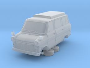 1-87 Ford Transit Mk1 Short Base Camper Van (repai in Smooth Fine Detail Plastic