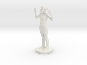 Printle C Femme 064- 1/48 in White Strong & Flexible