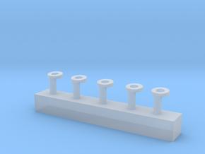 Adapterring für Rundumleuchte RKL10 1/87 in Smooth Fine Detail Plastic