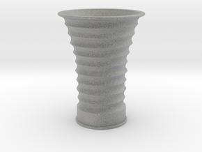 Klingon Bloodwine Cup in Metallic Plastic