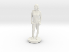 Printle C Femme 082- 1/64 in White Strong & Flexible