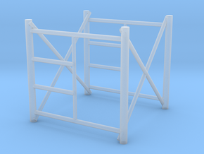 1/64 Scaffolding 1 high in Smooth Fine Detail Plastic