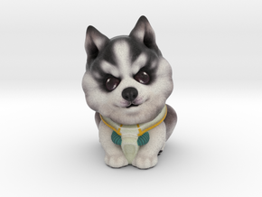 Alien Husky in Full Color Sandstone