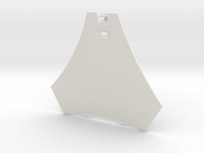 Predator AVP Laser Mine Bottom Panel Replica Prop in White Natural Versatile Plastic