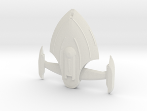 Uss Arden in White Natural Versatile Plastic