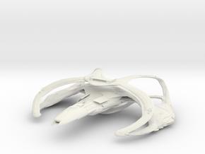 Andromeda II Refit in White Natural Versatile Plastic