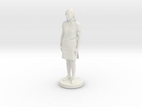 Printle C Femme 254 - 1/24 in White Natural Versatile Plastic