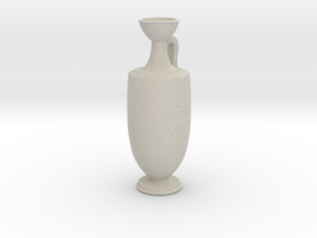 Antiquities Vessel 167 in Natural Sandstone
