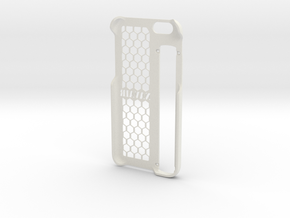Iphone6 Structure 3D Scanning Sensor Mount in White Natural Versatile Plastic