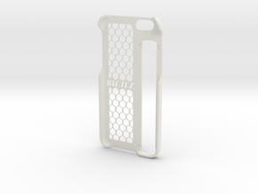 Iphone6 Structure 3D Scanning Sensor Mount in White Natural Versatile Plastic