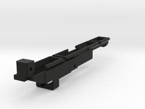 GL40 Lower (Part 6 of 6) in Black Natural Versatile Plastic