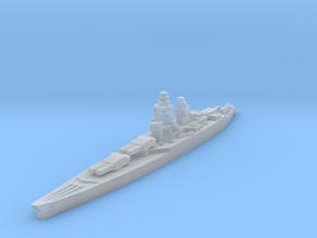 Richelieu battleship 1/4800 in Frosted Ultra Detail