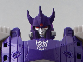 Galvatron idw for titans return in Smoothest Fine Detail Plastic