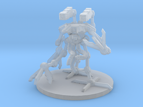 MR Crawler Tri Pod Bot in Smooth Fine Detail Plastic