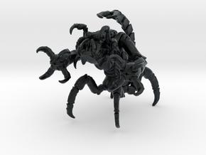 Skorpulex 002-- 28mm in Black Hi-Def Acrylate