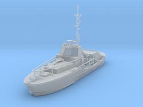 1/87 USCG 44 Foot Motor Lifeboat Waterline in Smooth Fine Detail Plastic