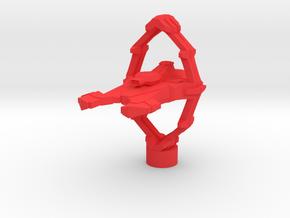 Colour Slipstreamer Escort WH in Red Processed Versatile Plastic