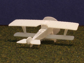 Nieuport 12 (Beardmore) in Smooth Fine Detail Plastic: 1:288