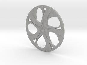 Wheel in Aluminum