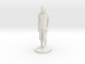 Printle C Kid 014 - 1/24 in White Strong & Flexible