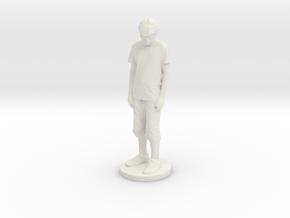 Printle C Kid 014 - 1/24 in White Natural Versatile Plastic