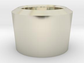 Model-605cffdaa7abead16f5f09c0a83f3901 in 14k White Gold