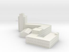 Nedinscofabriek Venlo in White Natural Versatile Plastic